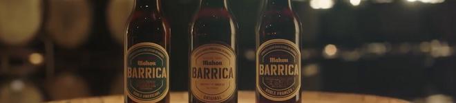 VIDEO- BARRICA DE MAHOU